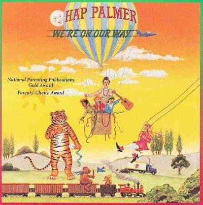 Hap Palmer - We Are on Our Way