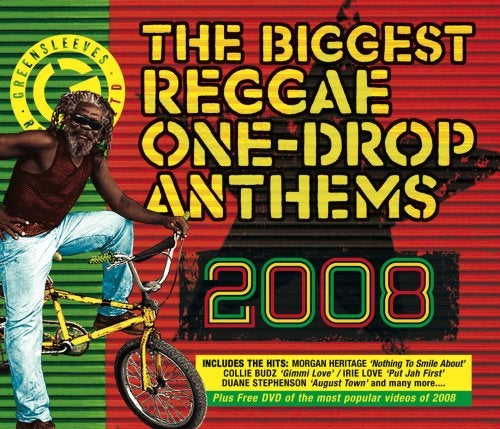 Various - The Biggest Reggae One-Drop Anthems 2008