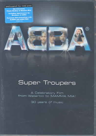 Abba - Super Troopers (DVD)