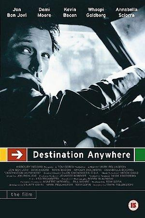 Kevin Bacon/Demi Moore/Annabella Sciorra - Destination Anywhere (Unrated)