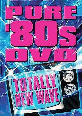 Pure 80's DVD- Totally New Wave (DVD)