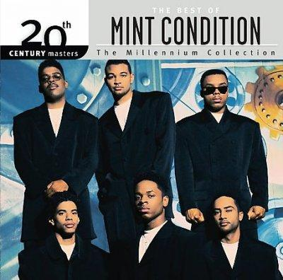 Mint Condition - 20th Century Masters - The Millennium Collection: The Best of Mint Condition