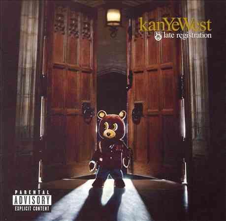 Kanye West - Late Registration (Parental Advisory)