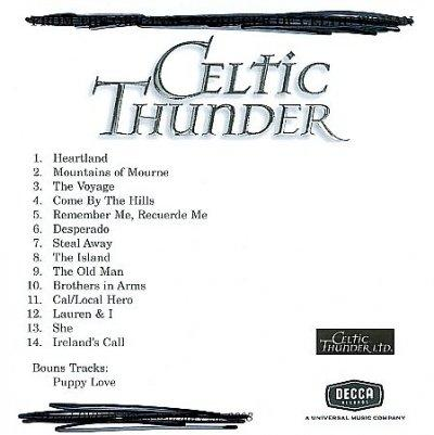 Celtic Thunder - Celtic Thunder: The Show