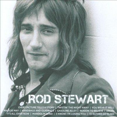 Rod Stewart - Icon: Rod Stewart