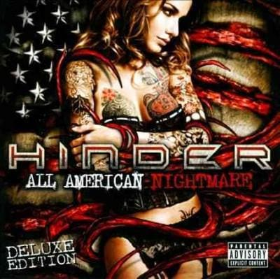 Hinder - The All American Nightmare (Parental Advisory)