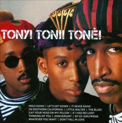 Tony! Toni! Tone! - Icon: Tony! Toni! Tone!