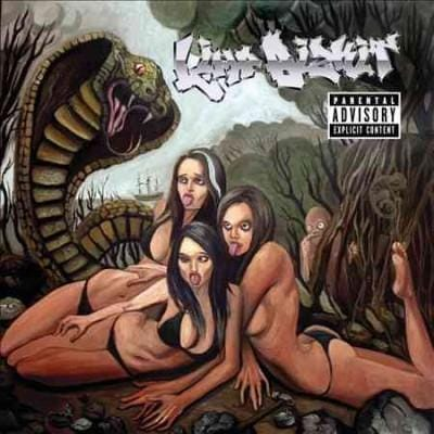 Limp Bizkit - Gold Cobra (Parental Advisory)
