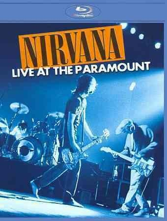 Live At Paramount (Blu-ray Disc)