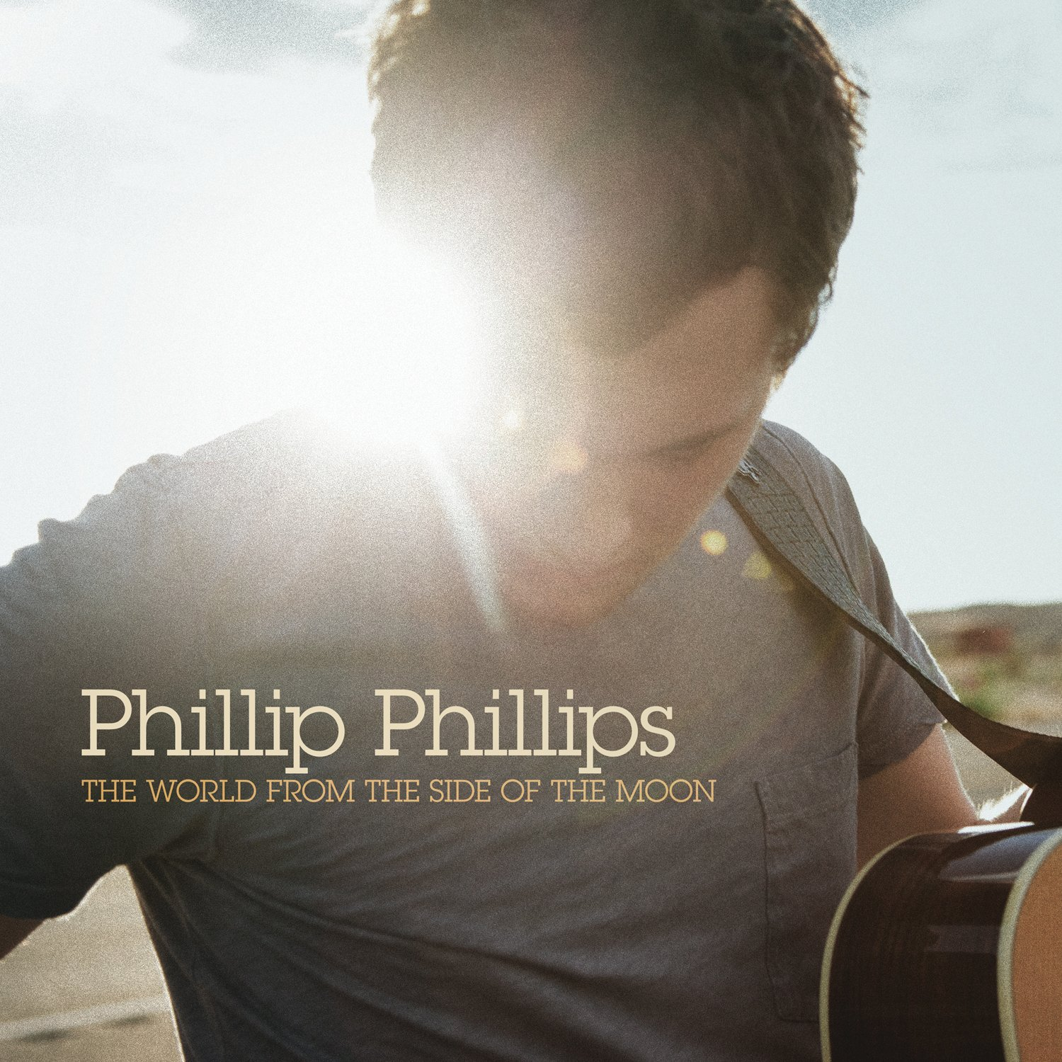 Phillip Phillips - The World From The Side Of The Moon