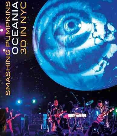 Oceania: Live In NYC (Blu-ray Disc)