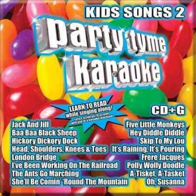 Various - Party Tyme Karaoke: Kids Songs 2