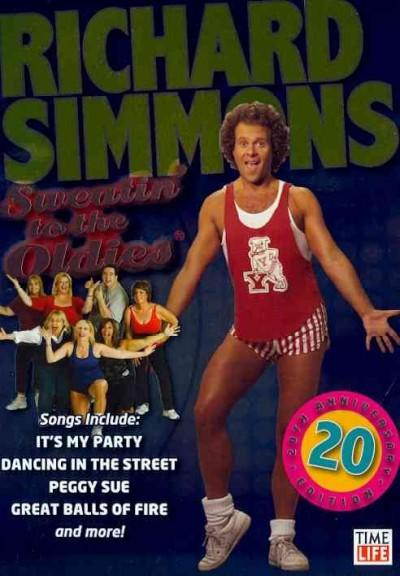 Sweatin' To The Oldies Vol 1 (DVD)