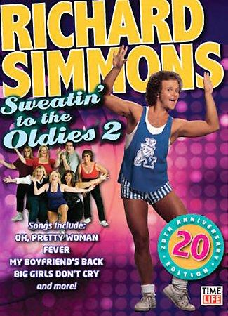 Sweating to The Oldies 2 (DVD)