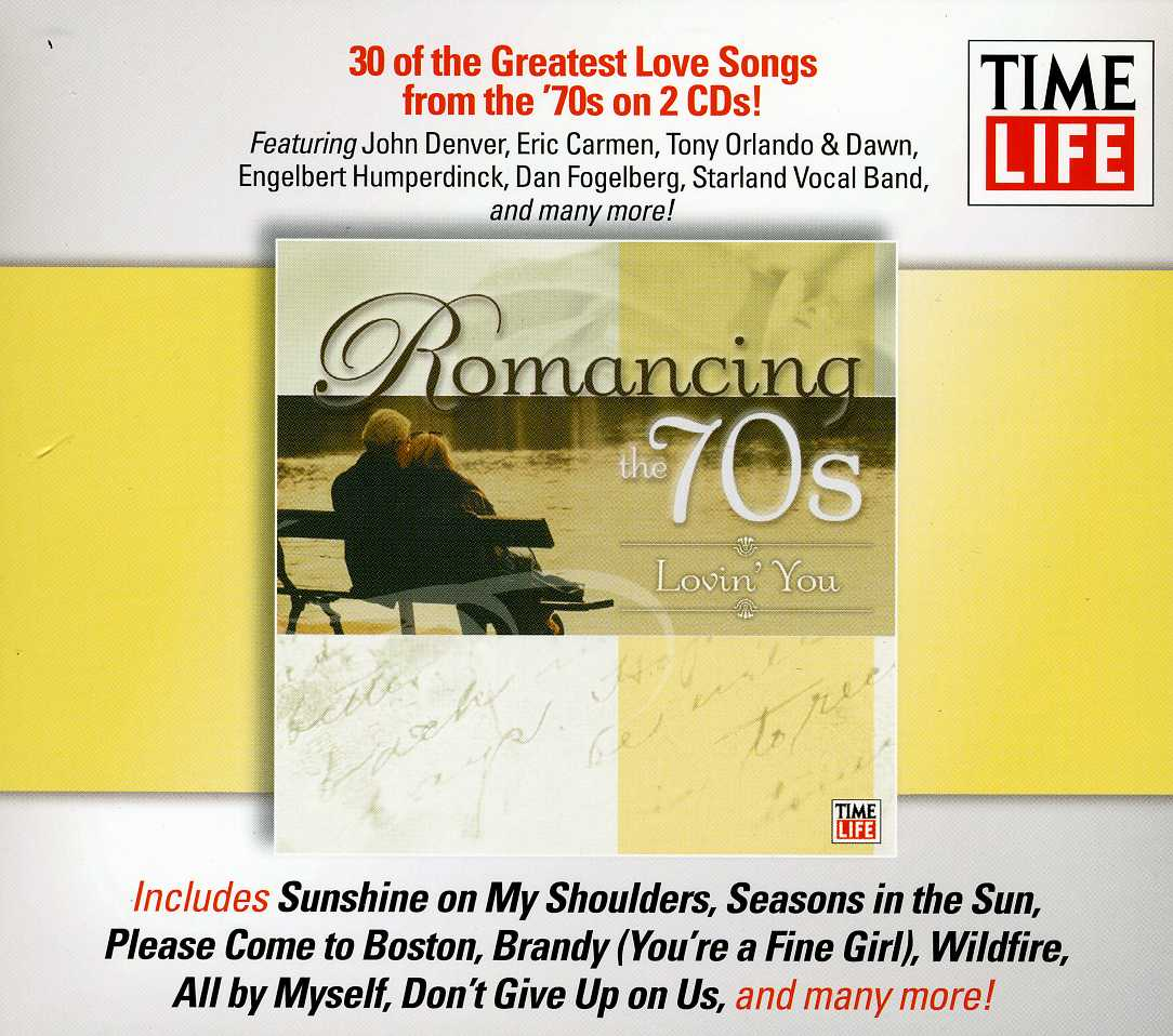 Various - Romancing The 70s: Lovin' You