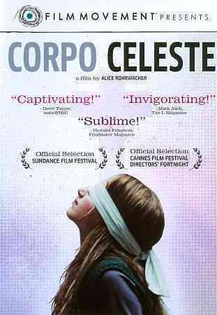 Corpo Celeste (DVD)