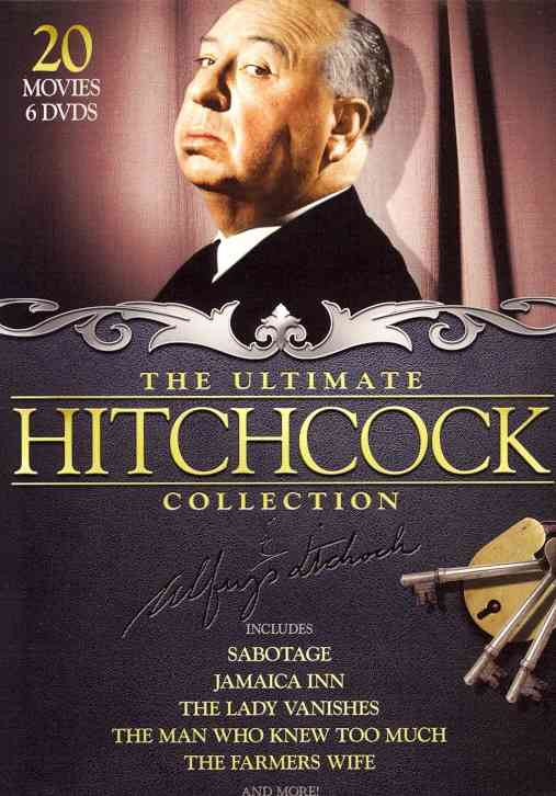 Ultimate Hitchcock Collection (DVD)
