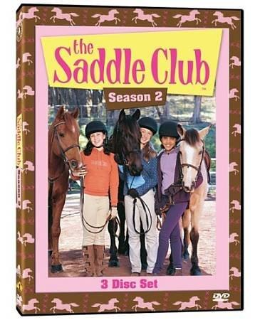 Saddle Club The Complete Second Season (DVD)