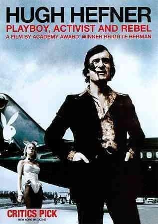 Hugh Hefner: Playboy, Activist and Rebel (DVD)