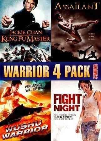 Warrior Quad: Vol. 2 (DVD)