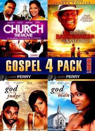 Gospel Quad: Vol. 1 (DVD)