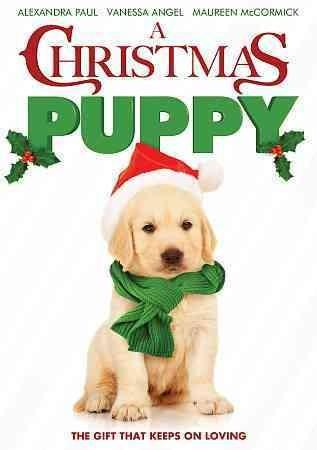 A Christmas Puppy (DVD)