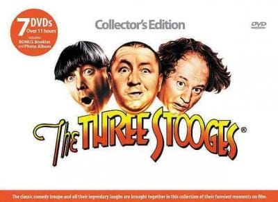The Three Stooges: Collector's Edition (DVD)
