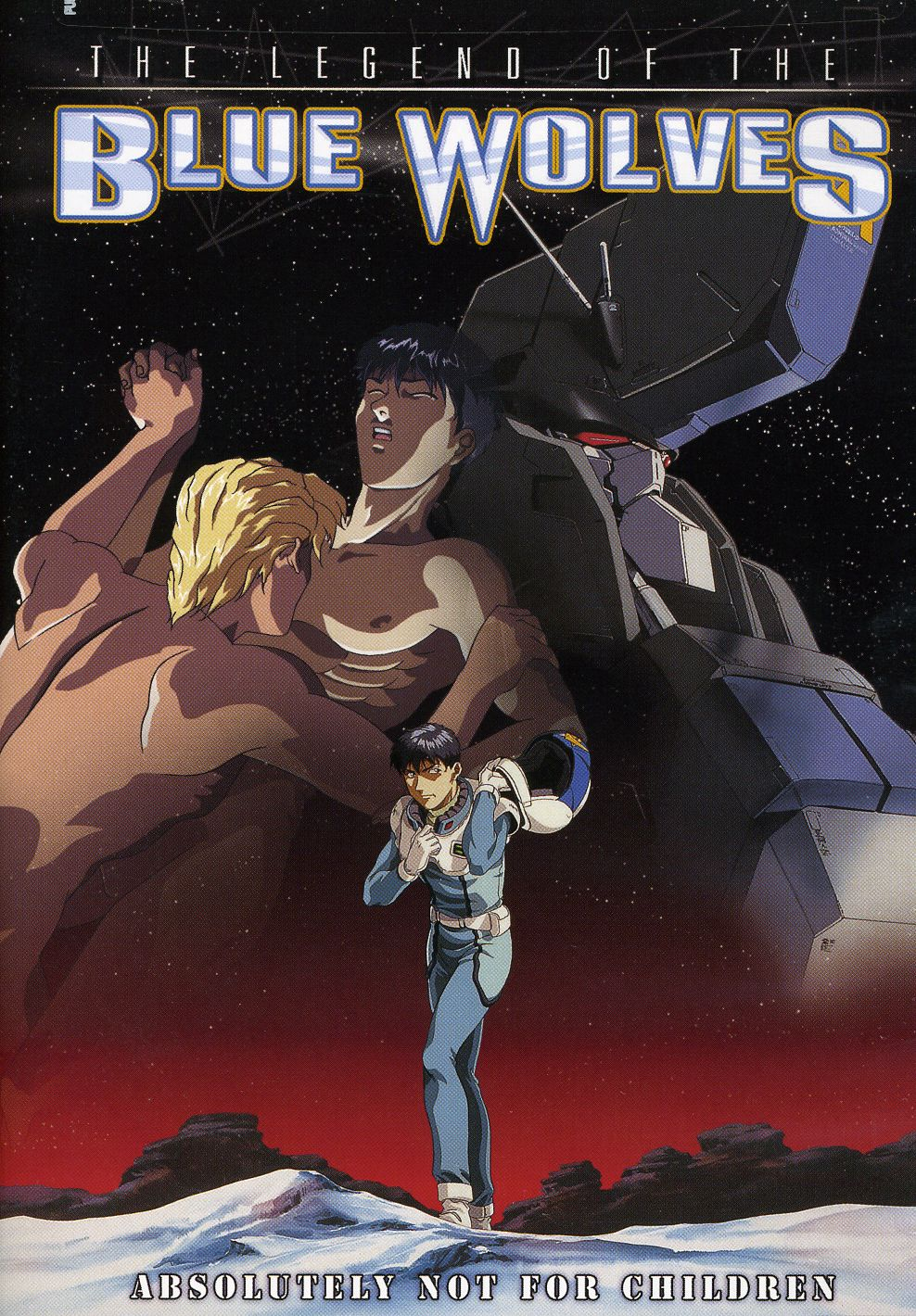 Legend of the Blue Wolf (DVD)