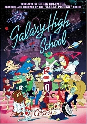 Galaxy High School Collection (DVD)