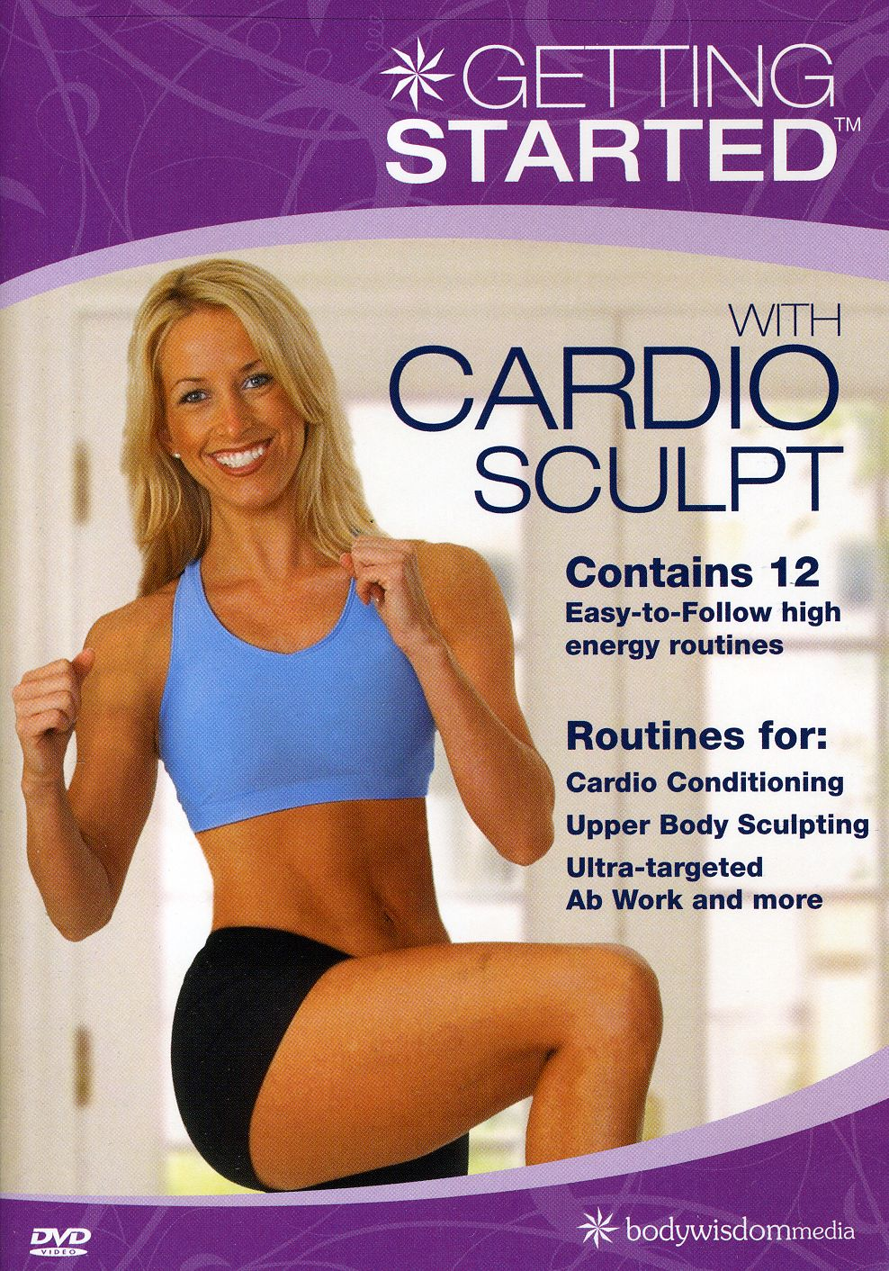 Getting Started With Cardio (DVD)