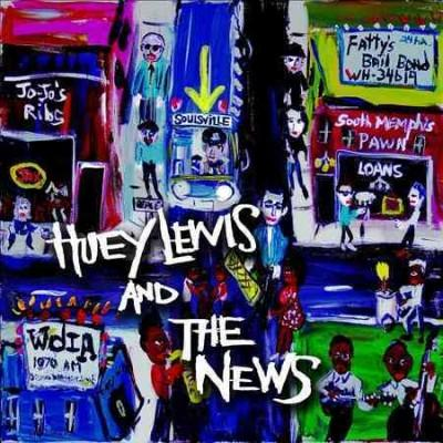 Huey & The News Lewis - Soulsville