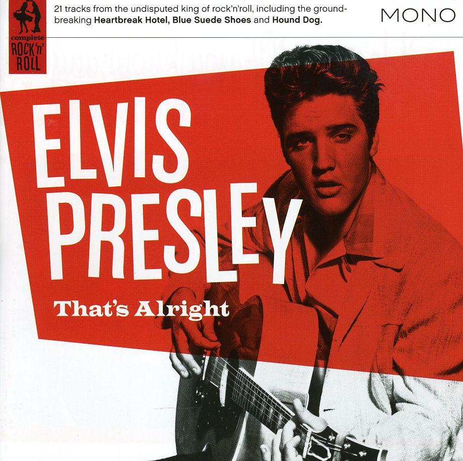Elvis Presley - That's Alright