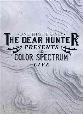 The Color Spectrum Live (DVD)