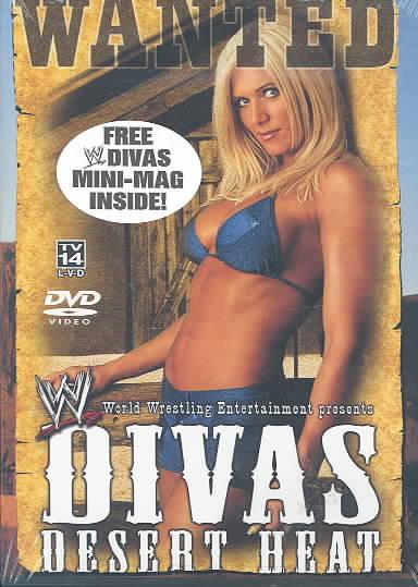 WWE - Divas Desert Heat (DVD)