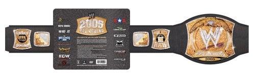 WWE 2005 Collector`s Edition DVD Box Set (DVD)