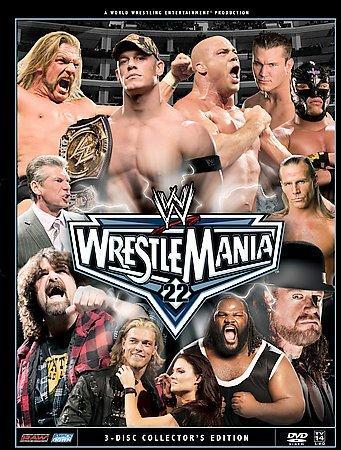 Wrestlemania 22 (DVD)