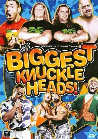 WWE's Biggest Knuckleheads (DVD)