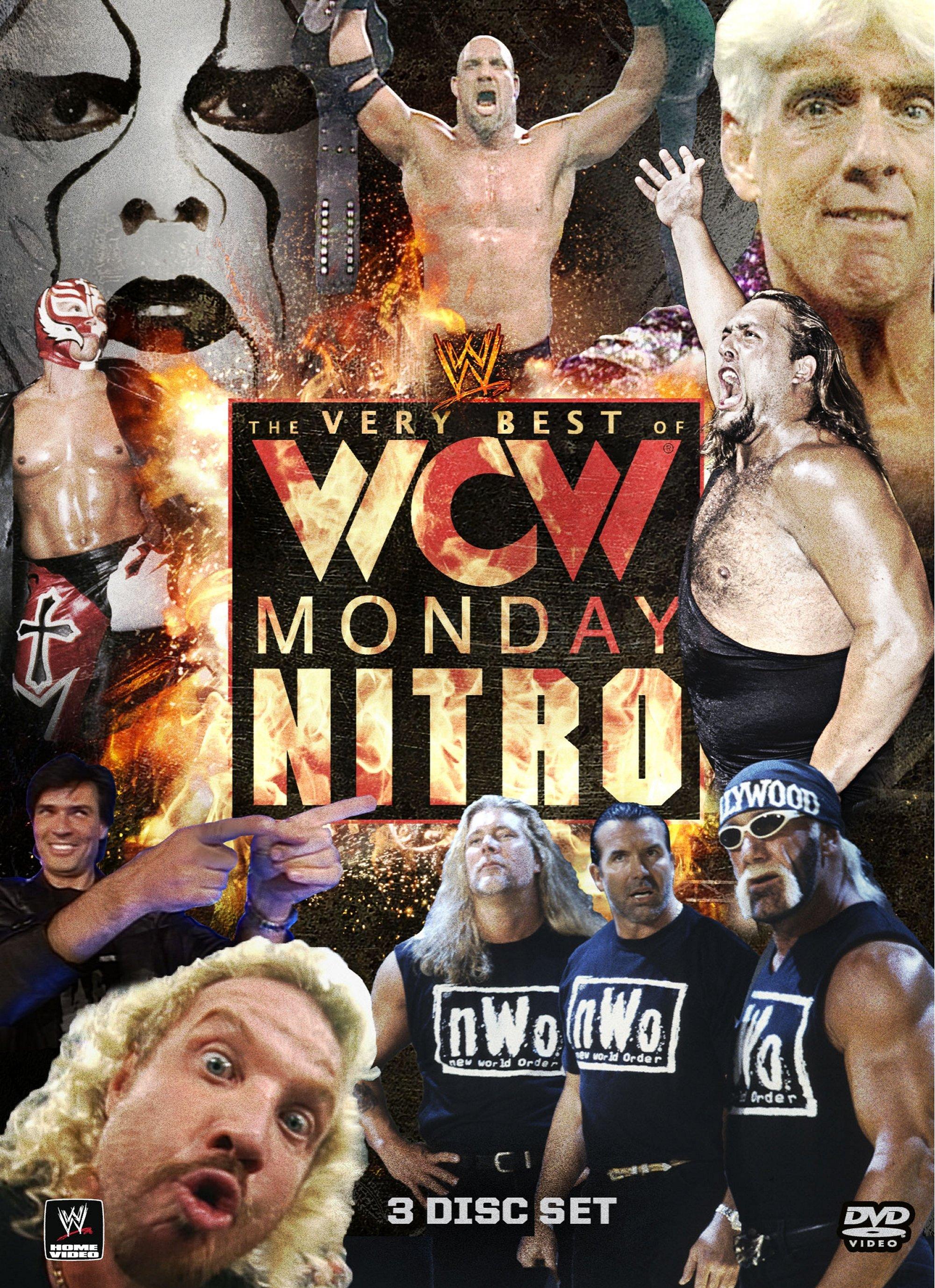 WWE: The Best Of Nitro (DVD)