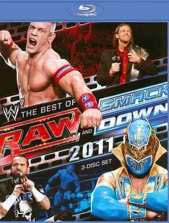 WWE Raw and Smackdown: The Best Of 2011 (Blu-ray Disc)