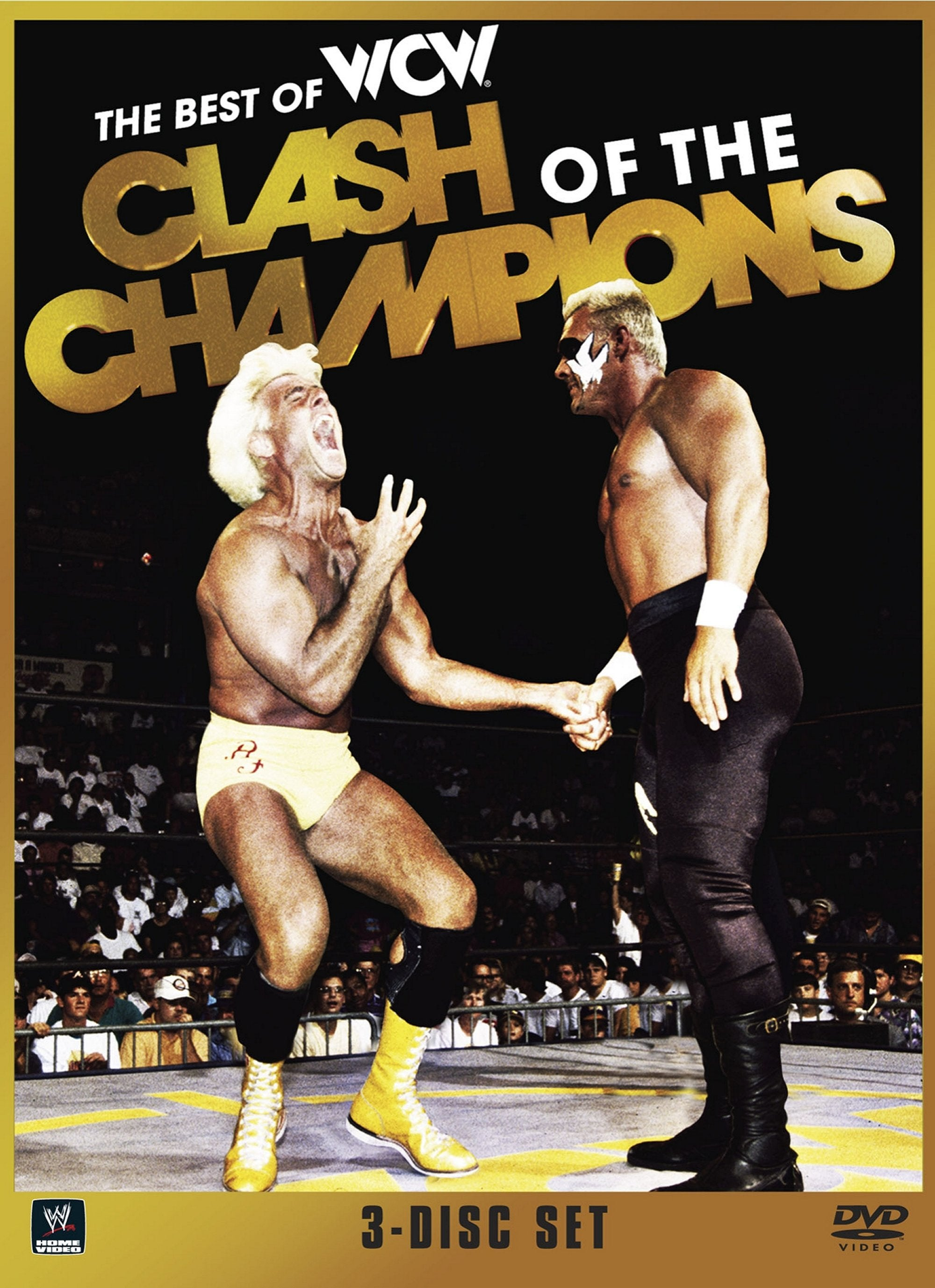 WCW Clash Of The Champions (DVD)