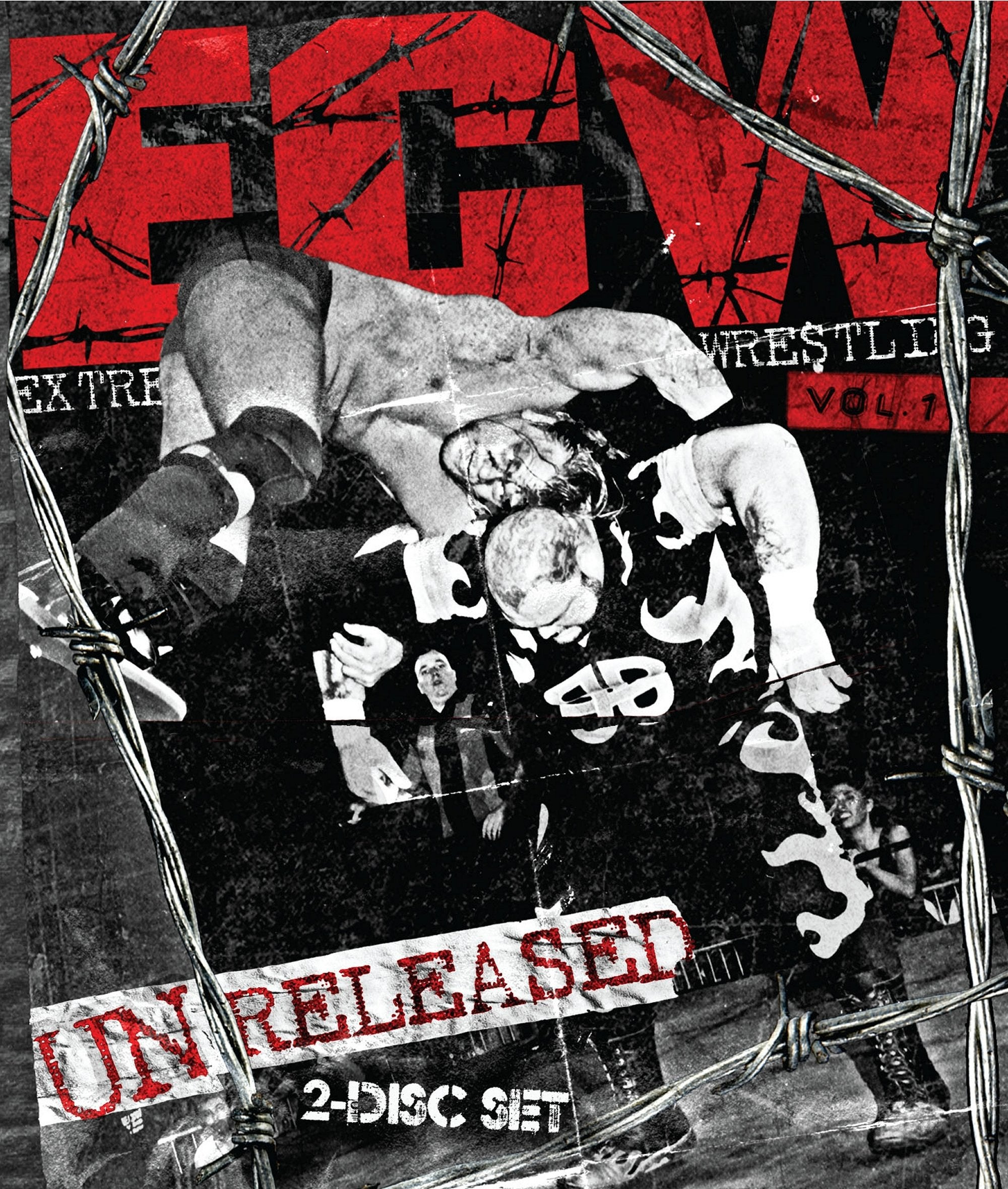 The Biggest Matches In ECW History (Blu-ray Disc)