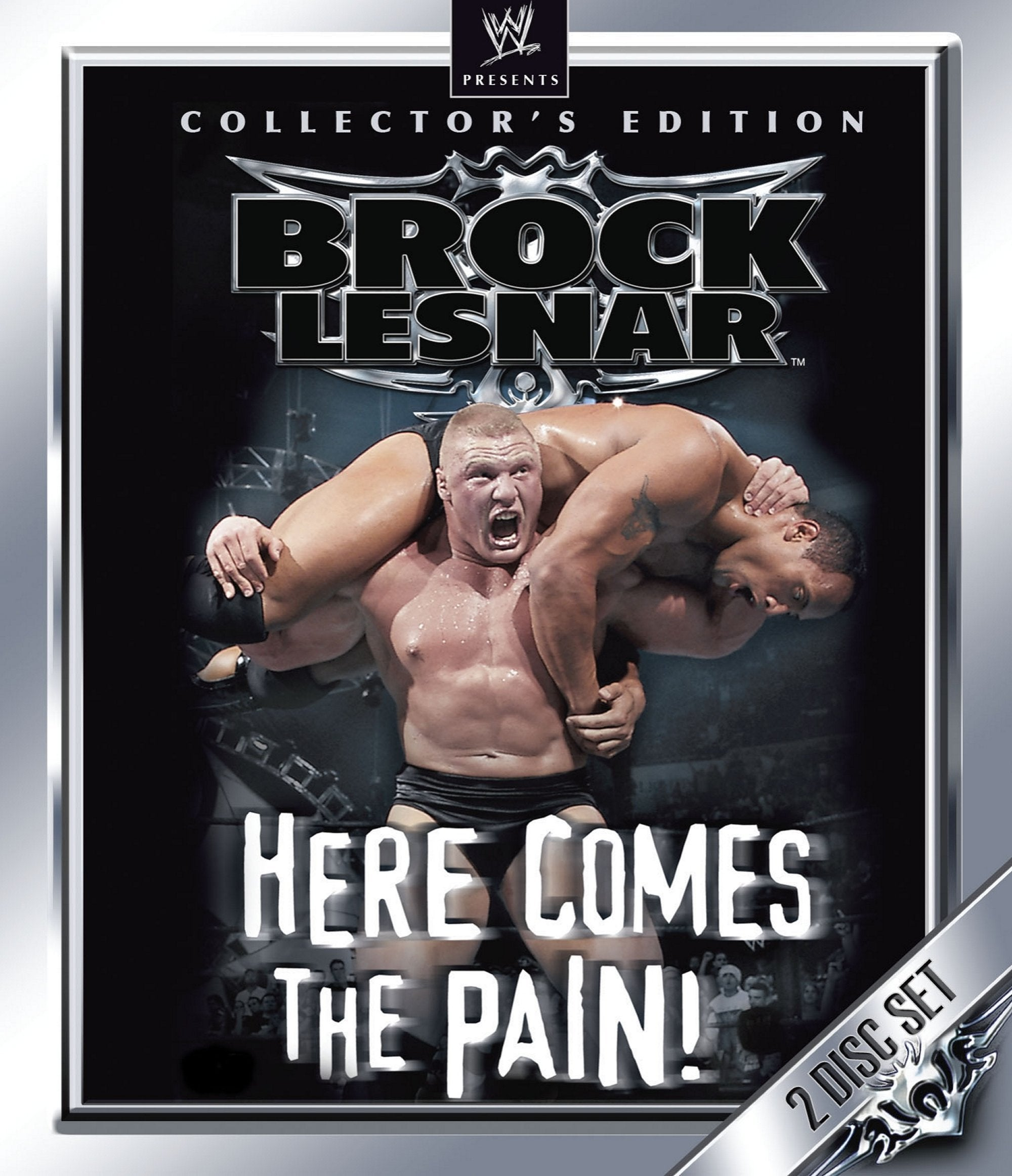 Brock Lesnar (Blu-ray Disc)