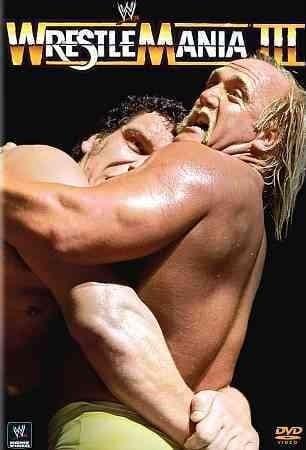 WrestleMania 3 (DVD)