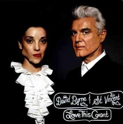 David Byrne - Love This Giant