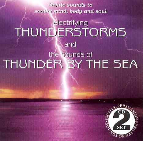 Various - Sounds of Nature: Electrifying Thunderstorm