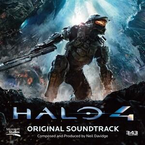 Neil Davidge - Halo 4 (OST)