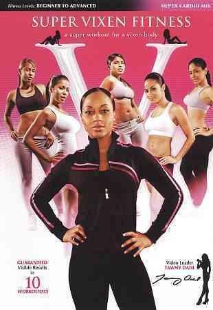 Super Vixen Fitness (DVD)