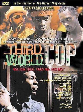Third World Cop (DVD)