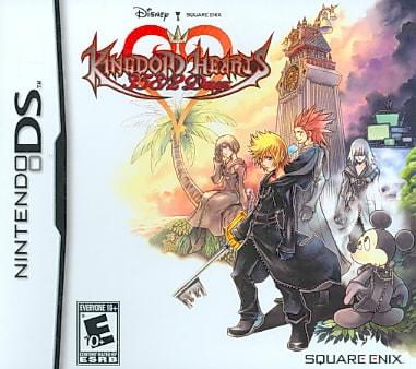 NinDS - Kingdom Hearts 358/2 Days