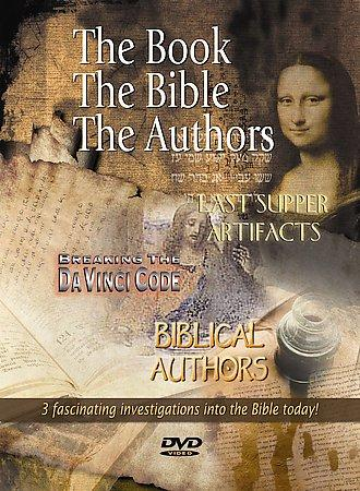 The Book, The Bible, The Authors (DVD)